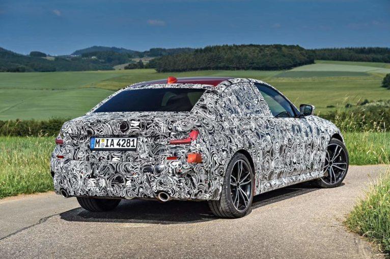 BMW 3-Series: новые подробности