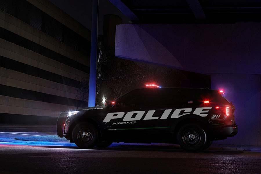 Ford модернизировал полицейский Explorer