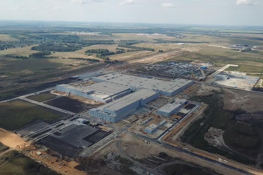 Haval достроил завод в Тульской области