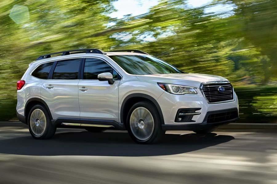 Subaru отзывает машины, чтобы их уничтожить