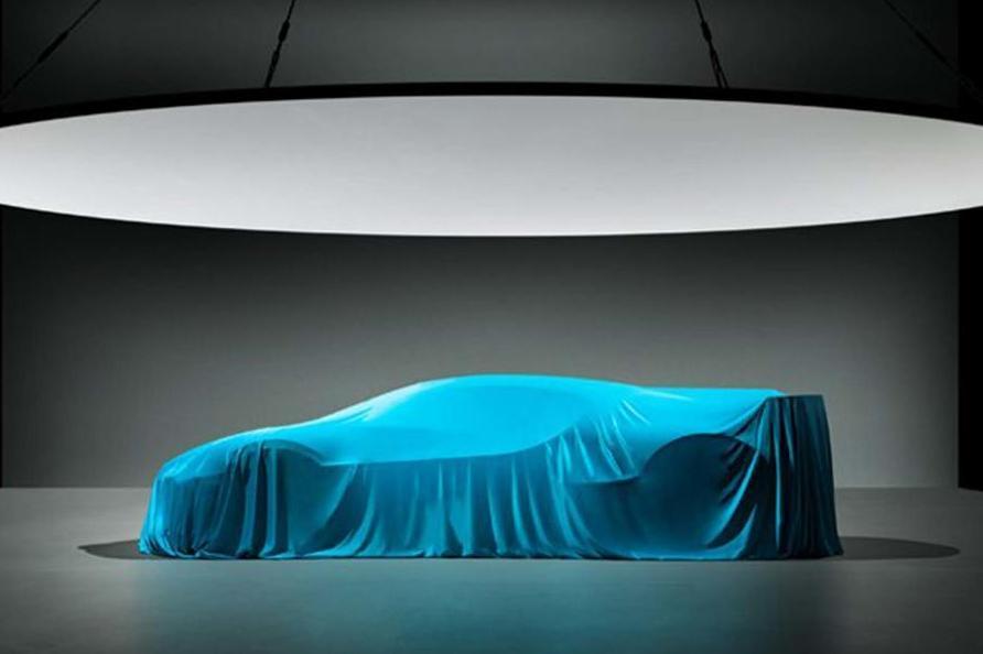 Bugatti Divo: последний тизер перед премьерой