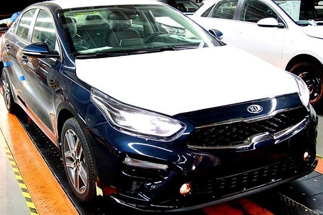 Новый Kia Cerato встал на конвейер «Автотора»