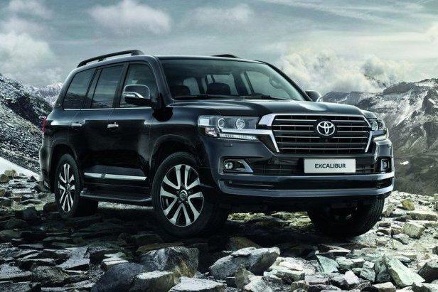 Появились слухи о новом Toyota Land Cruiser