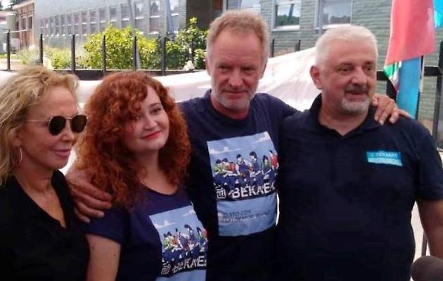 Стинг поддержал рабочих завода Bekaert в Италии