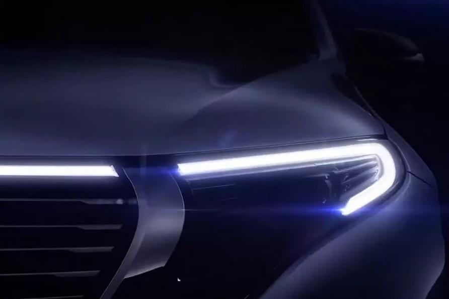 Mercedes раскрыл дату премьеры электрокроссовера