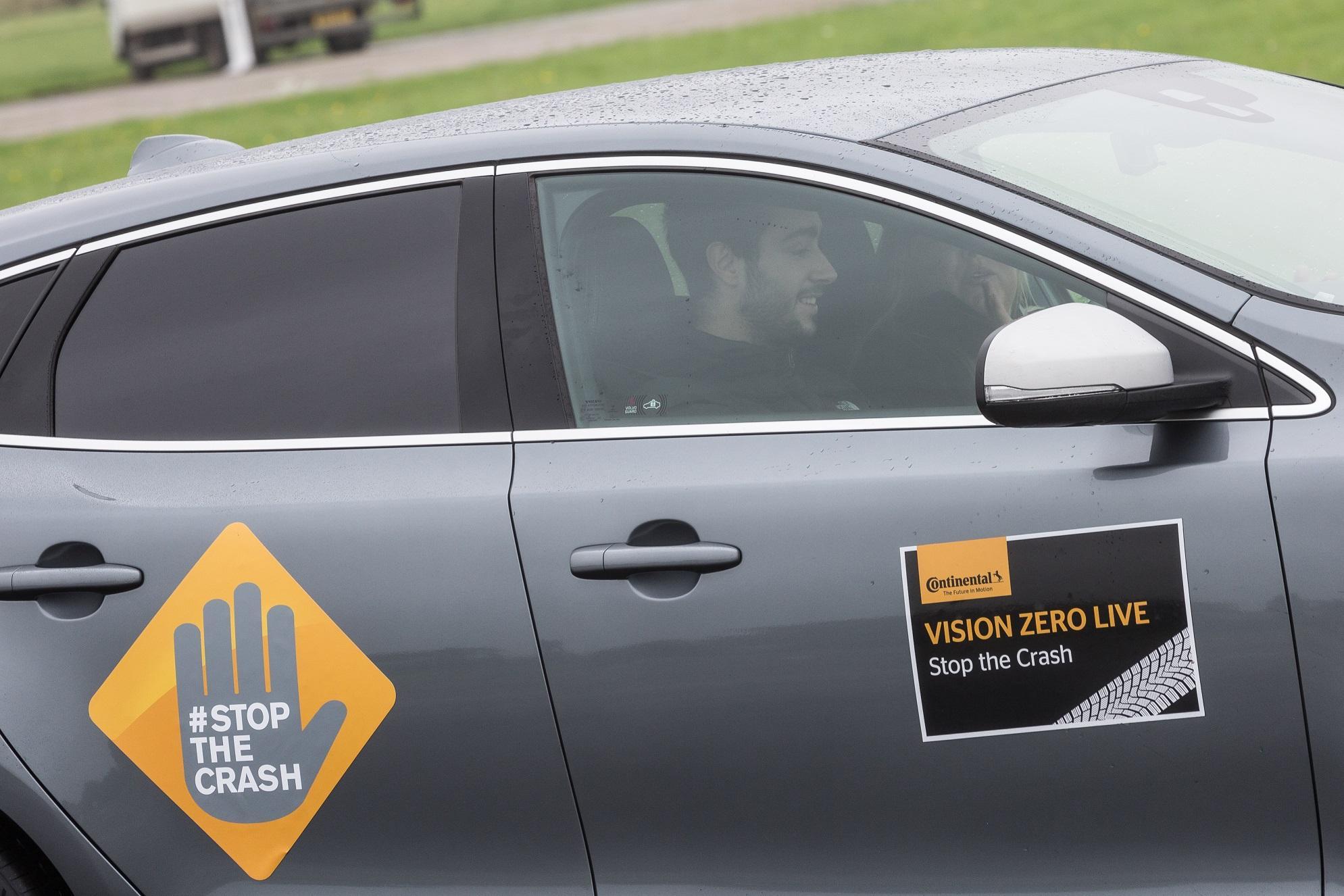 Электроника от Continental предотвращает аварии на парковках и сокращает расходы