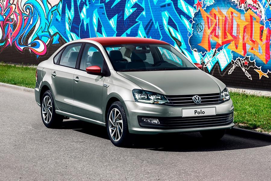 Автосалон в Москве 2018: Volkswagen Polo Joy