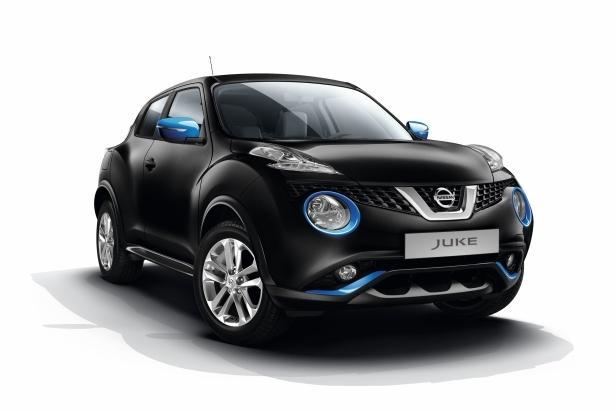 До выхода нового Nissan Juke осталось несколько месяцев