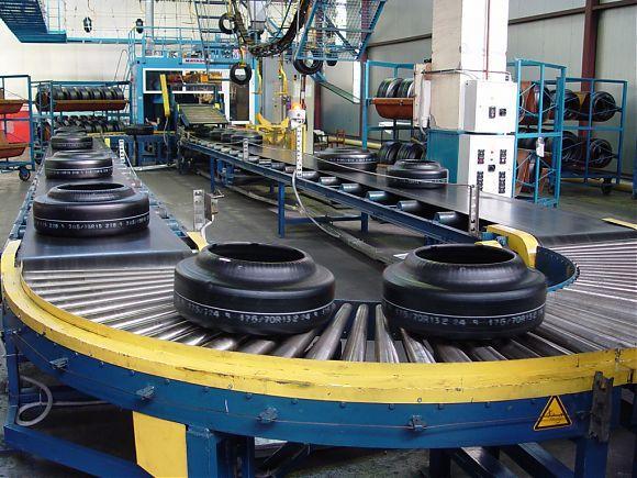 «Татнефть» наращивает объемы производства и продаж автопокрышек