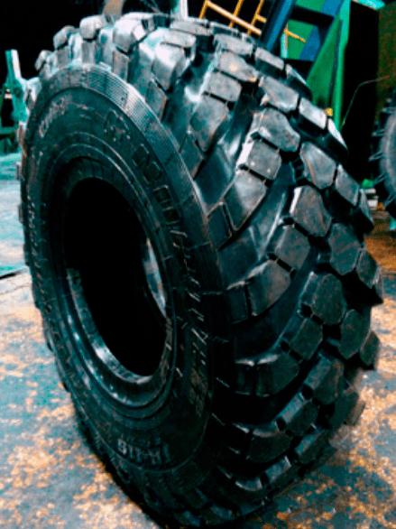 «Нортек» представила новую шину для российских грузовиков ГАЗ-66 и ЗИЛ-157