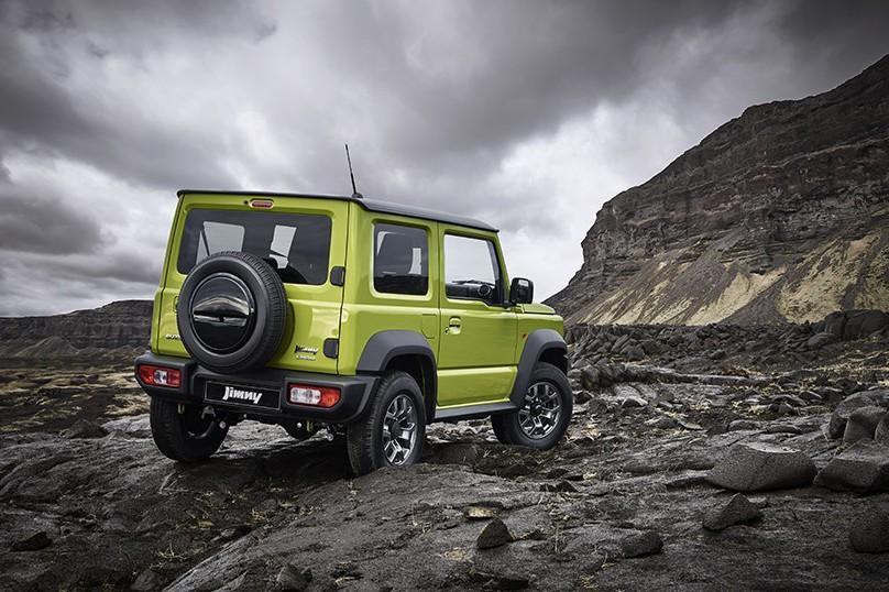 Новый Suzuki Jimny: когда ждать в России?