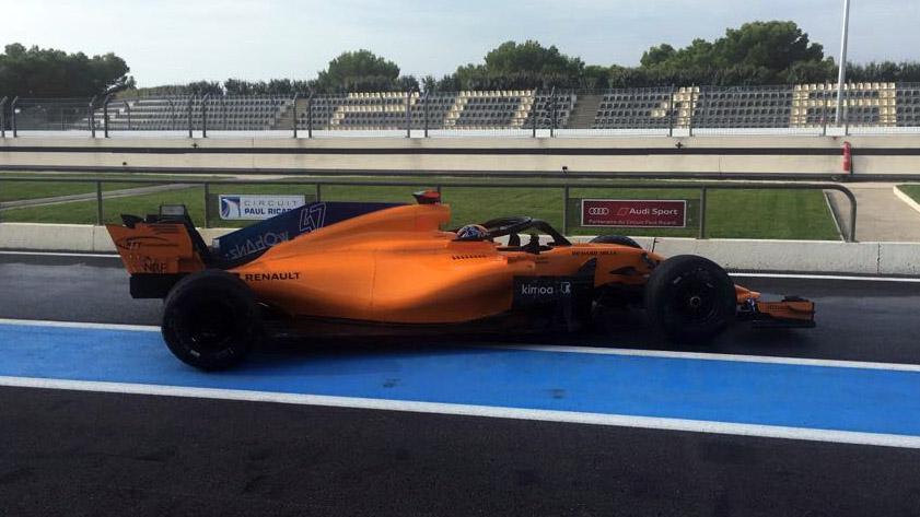 Пирелли завершила тестирование дождевой резины для Формулы-1 2019 года