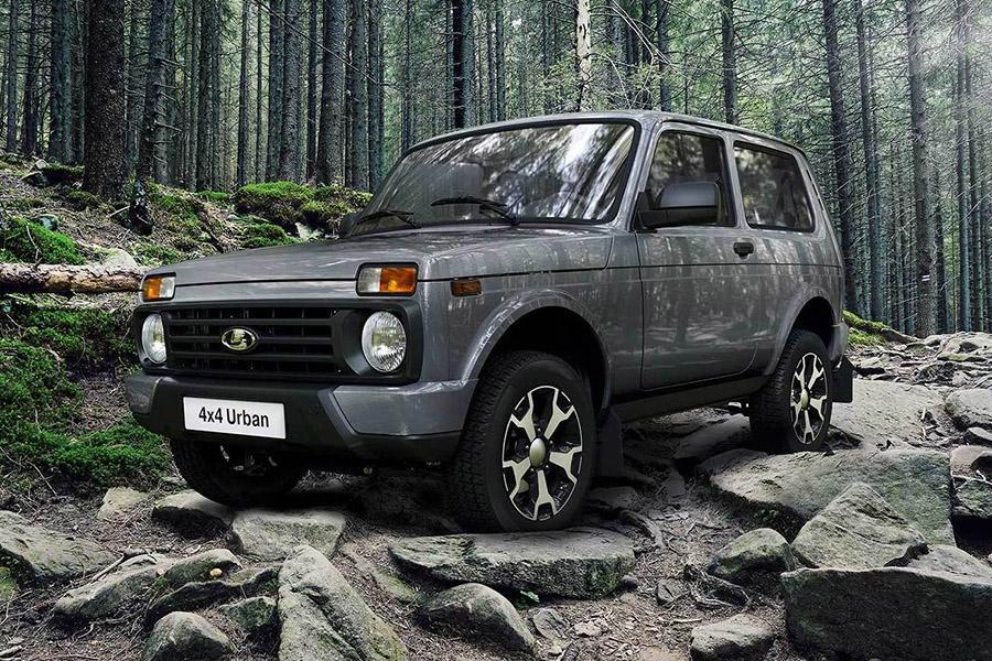 АвтоВАЗ обновил внедорожник Lada 4x4
