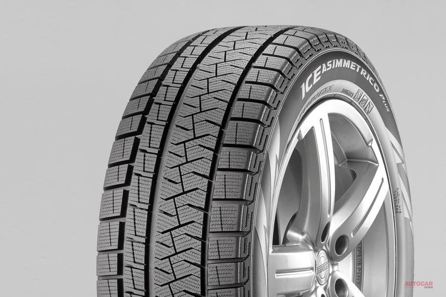 На азиатский рынок выходит новая фрикционка Pirelli Ice Asimmetrico Plus