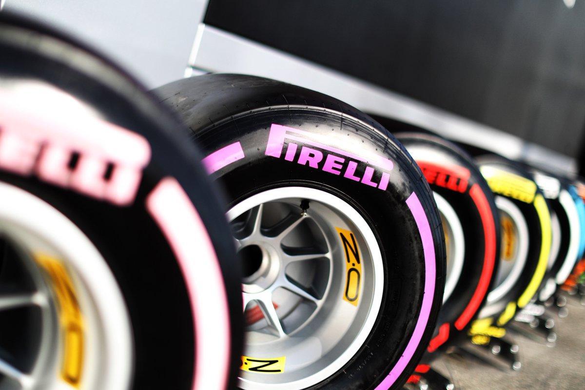 Пирелли привезет в Сингапур свои самые мягкие слики Pirelli P Zero