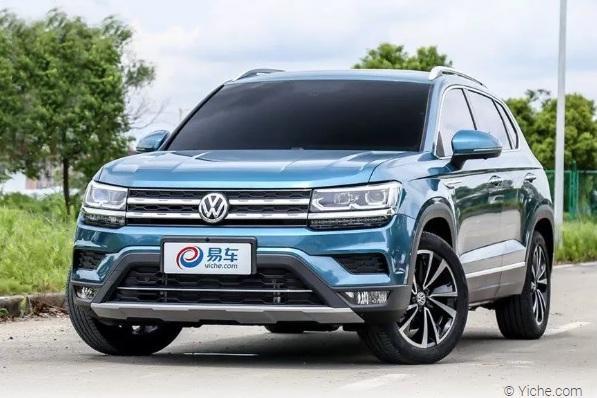 Доступный кроссовер Volkswagen для России: новые фото