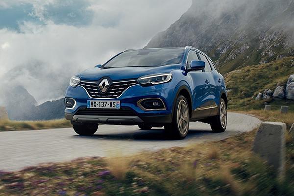 Кроссовер Renault Kadjar перенес первый рестайлинг