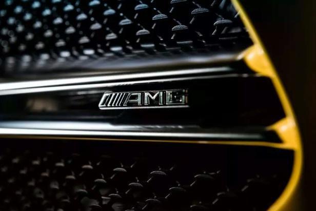 Mercedes готовится показать самую доступную AMG-модель