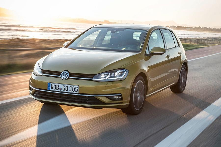 Volkswagen Golf снова можно купить в России