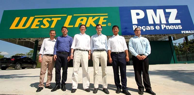 В Бразилии открылся фирменный магазин TBR-шин Westlake