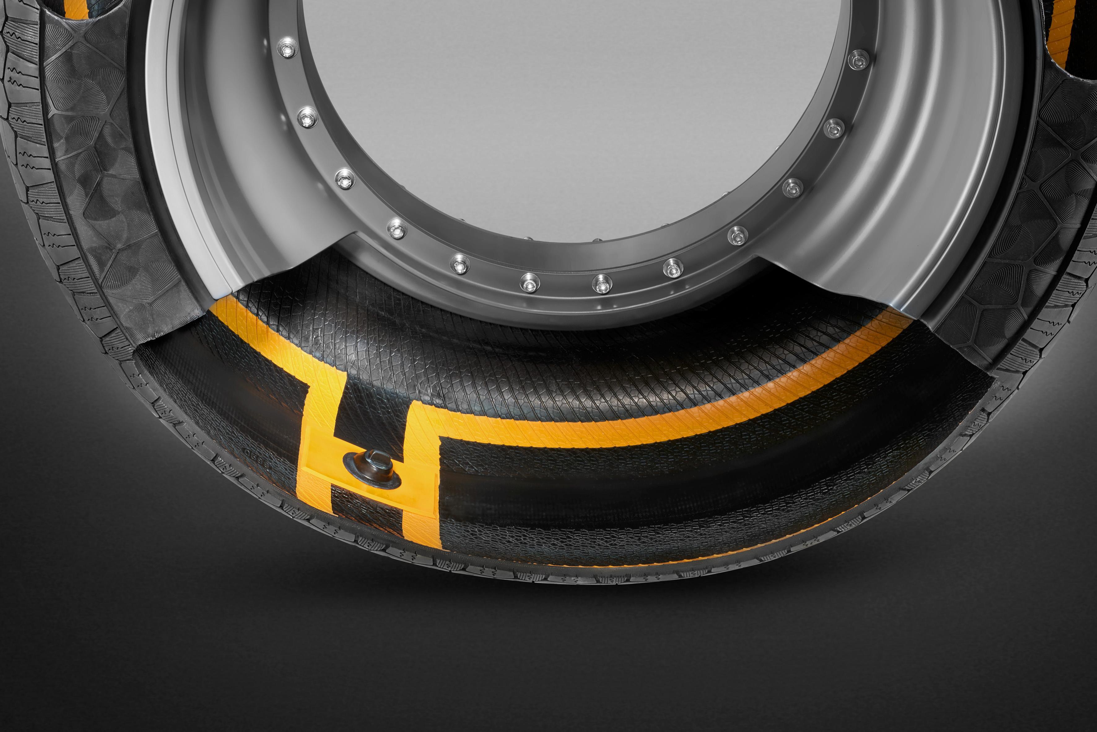 Continental представляет новейшие шинные технологии для повышения безопасности на дороге