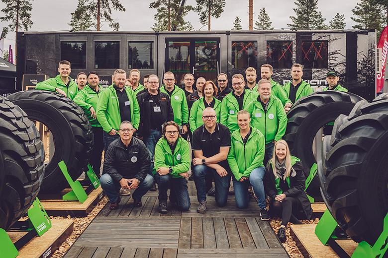 Клиенты Nokian Heavy Tyres довольны деятельностью компании