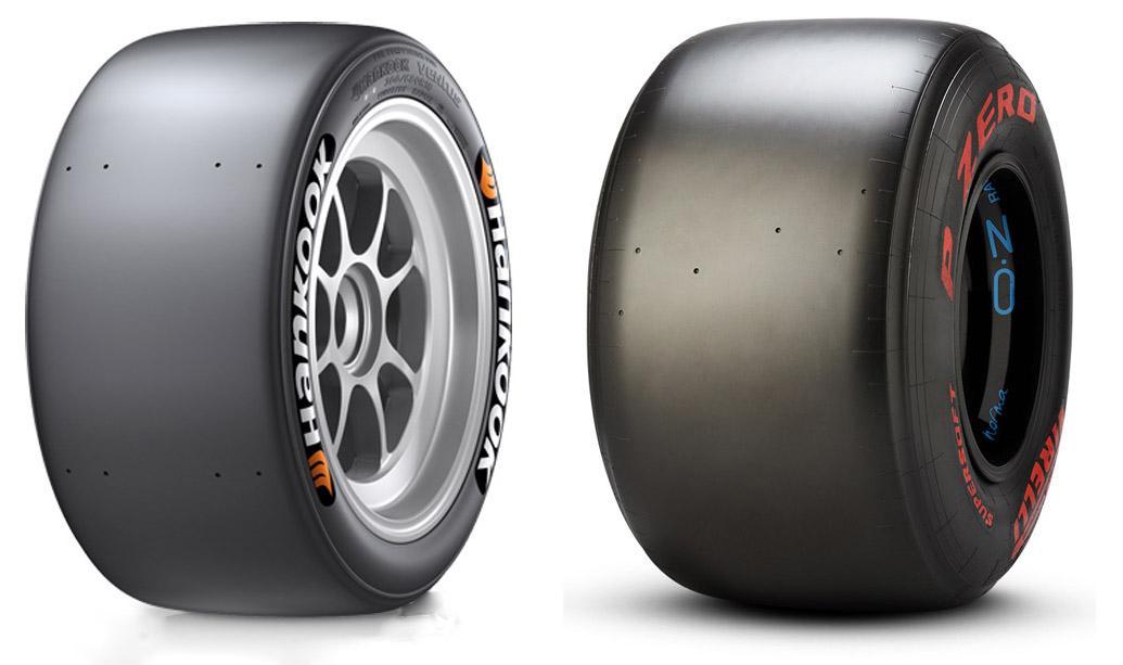 Liberty Media и FIA будут выбирать между Pirelli и Hankook Tire