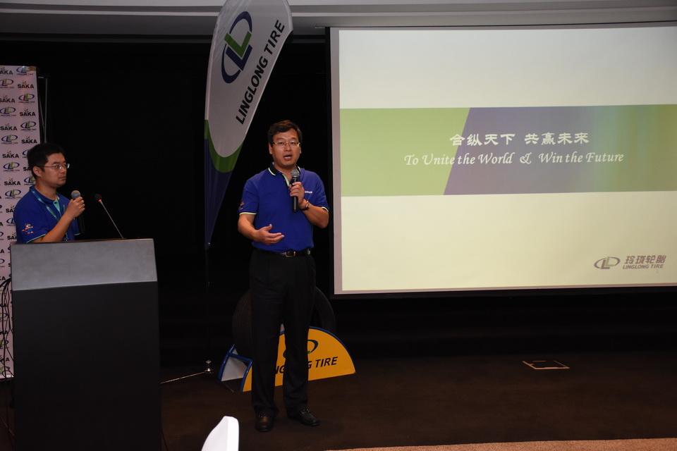 В Бейруте прошла конференция дистрибьюторов компании Linglong Tire