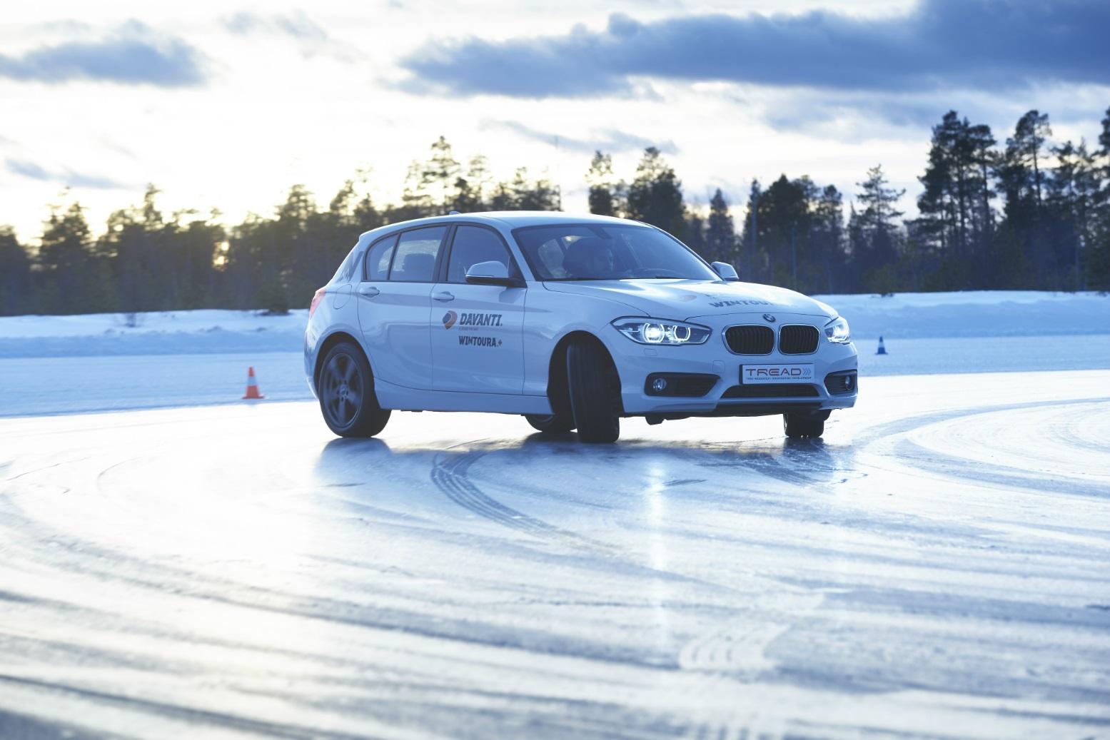 Davanti Tyres расширяет размерный ряд зимней линейки Wintoura