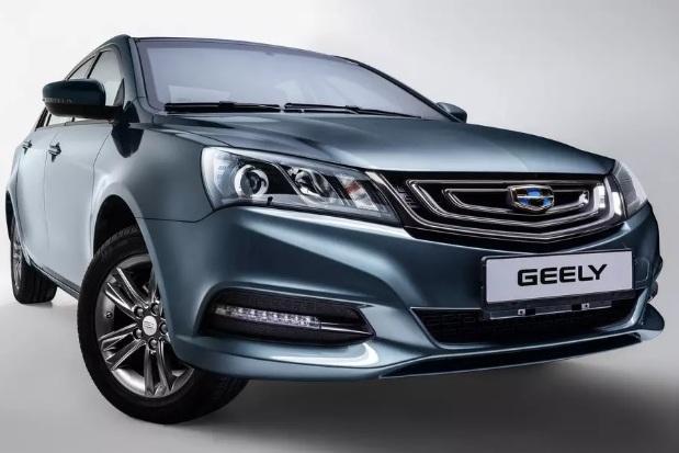 В России начали предлагать обновленный Geely Emgrand 7