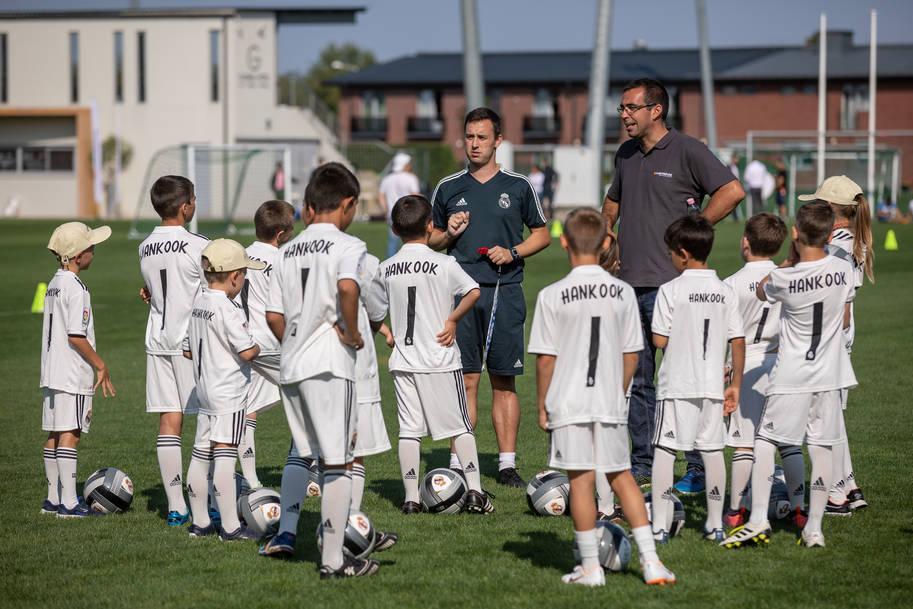 Hankook Tire и ФК «Реал Мадрид» продолжают совместную благотворительную деятельность