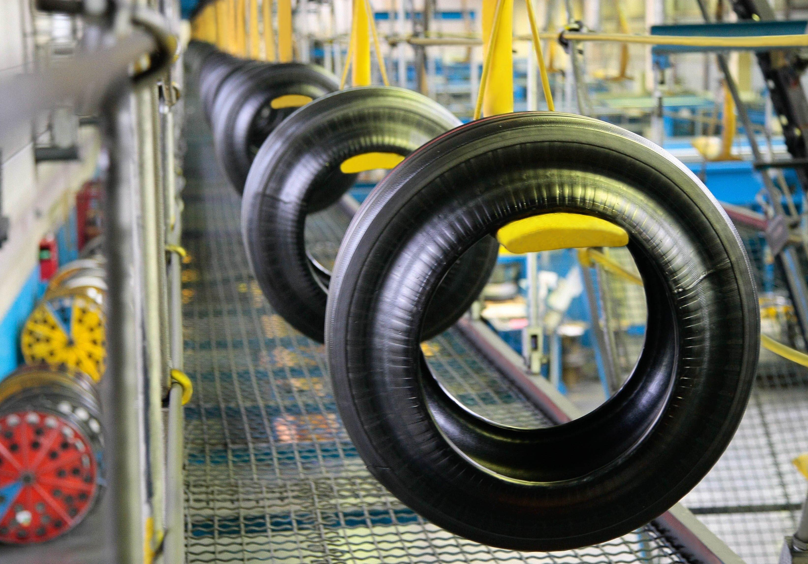 Шинный комплекс «Татнефти» перешел на новые стандарты системы менеджмента качества