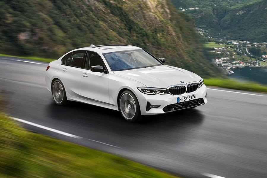 BMW 3-Series уже можно заказать в России