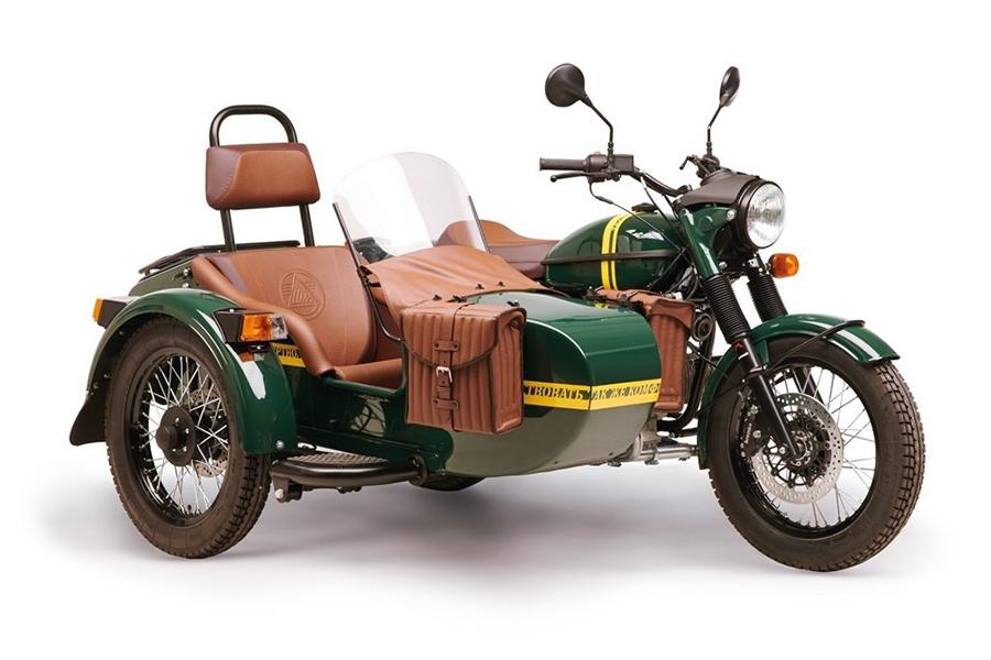 Мотоцикл «Урал» выпустили в очередной спецсерии