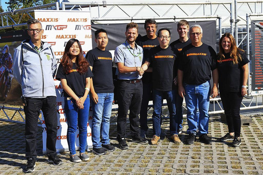 Maxxis будет официальным поставщиком шин в Чемпионат мира по мотокроссу