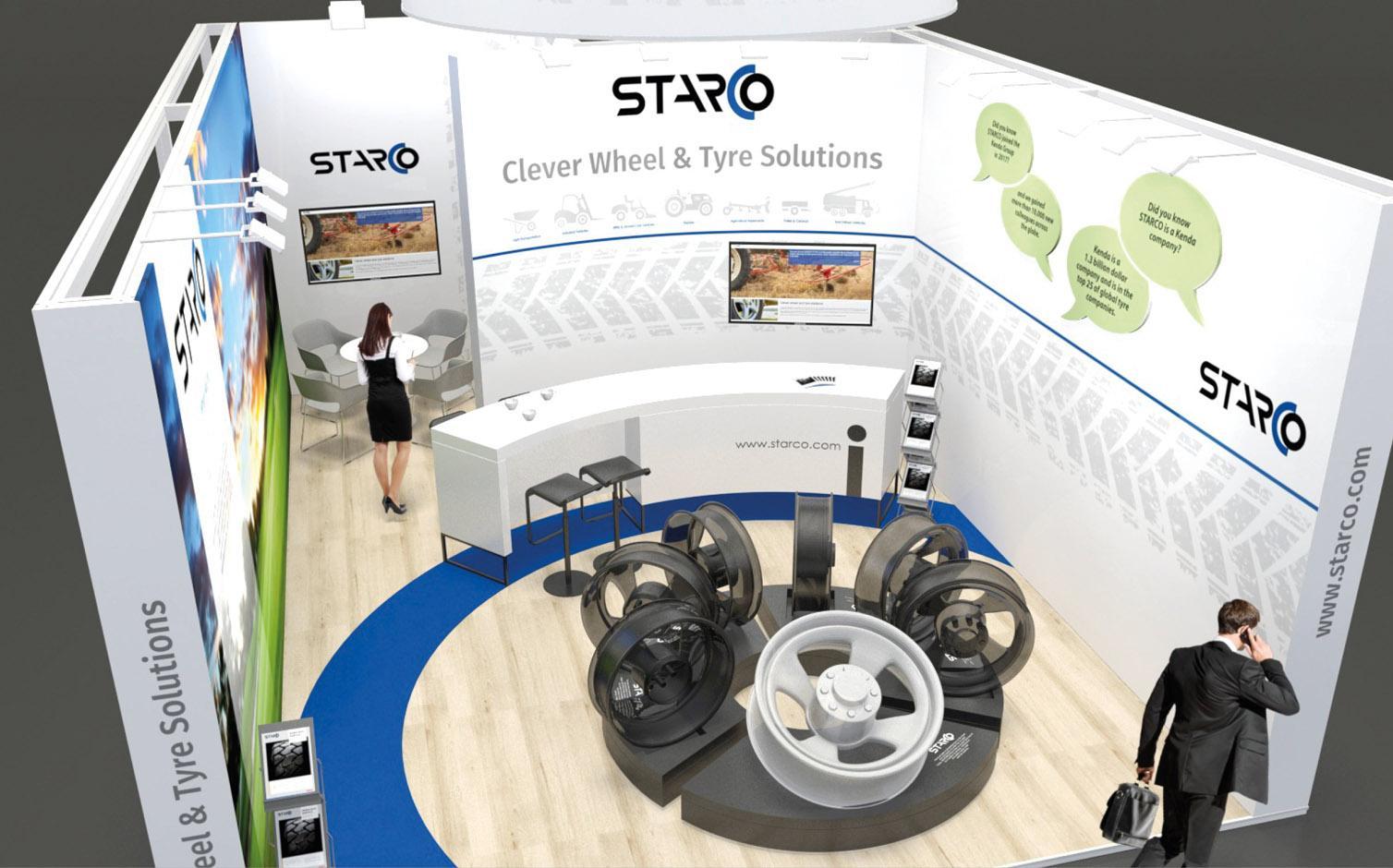 STARCO едет в Болонью с новыми решениями и продуктами для фермерских хозяйств