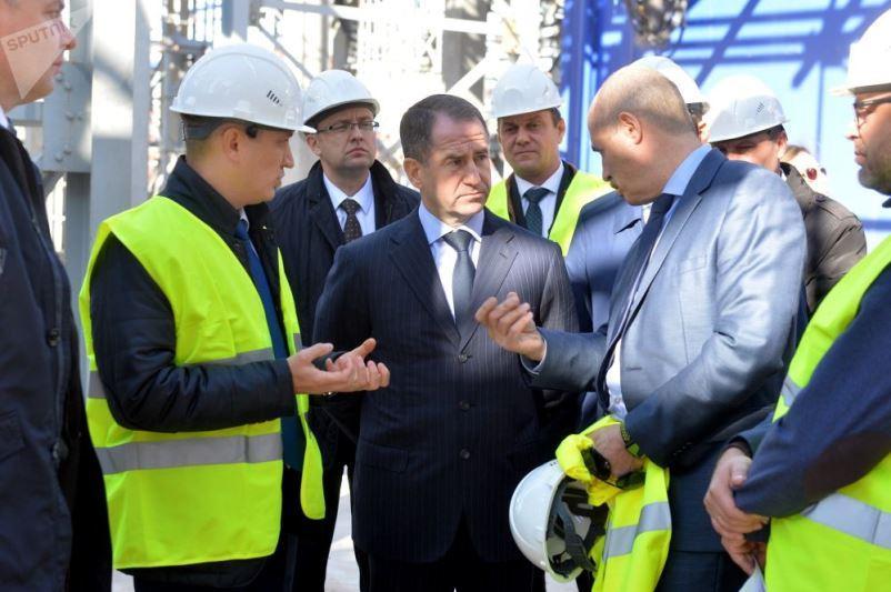 Строящийся завод «Омск Карбон Могилев» посетил российский посол