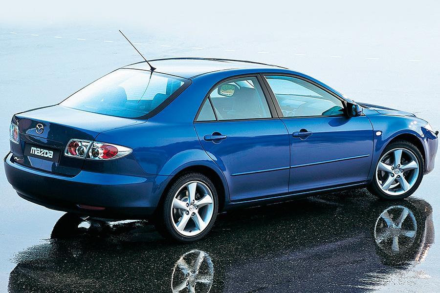 Mazda6 попали под отзыв в России