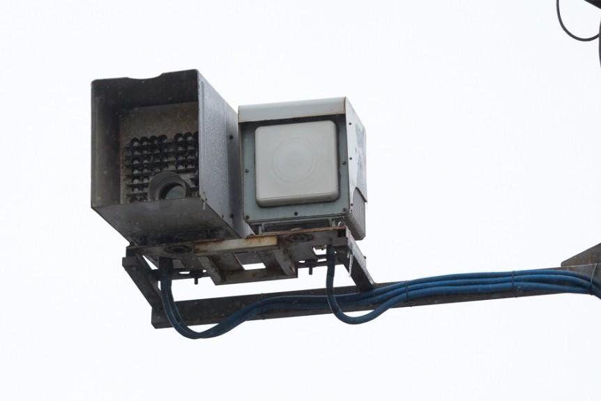 В Москве перевесят треть камер фиксации нарушений