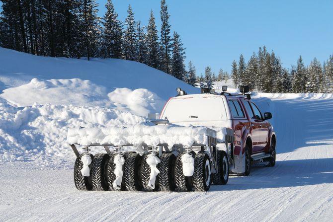 Эксперты «Автоцентра» не нашли у Nokian Hakkapeliitta R3 SUV явно выраженных недостатков