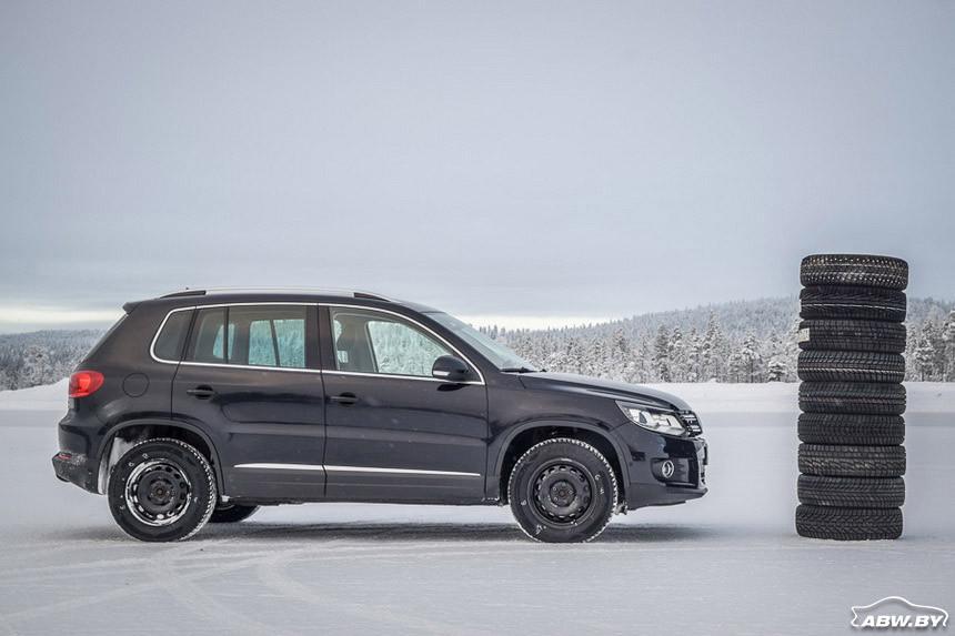 Nokian Nordman RS2 SUV опередили конкурентов в тестах белорусского автоиздания