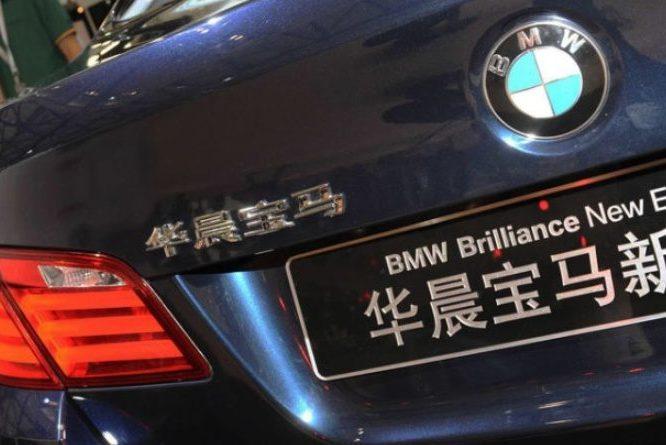BMW увеличивает инвестиции в Китай