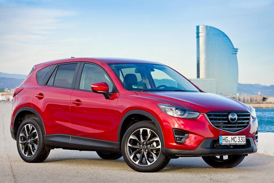 Под отзыв в России попали дизельные Mazda CX-5