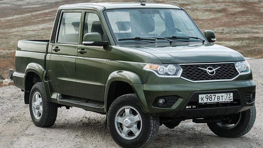Стартовали продажи обновленного «УАЗа Пикап»