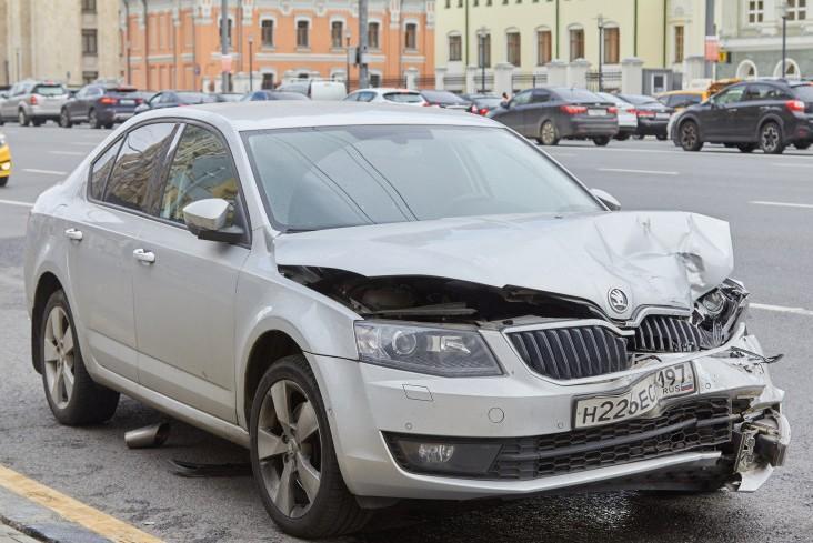 ГИБДД выявила очаги аварийности в Москве