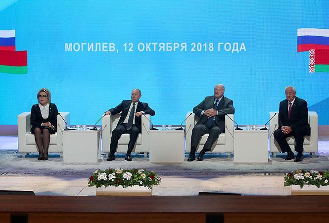 Участники Форума регионов Беларуси и России посетили завод «Омск Карбон Могилев»