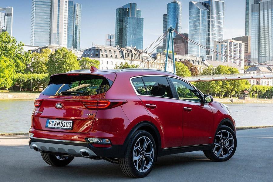 Обновленный Kia Sportage начнут продавать в России 1 ноября
