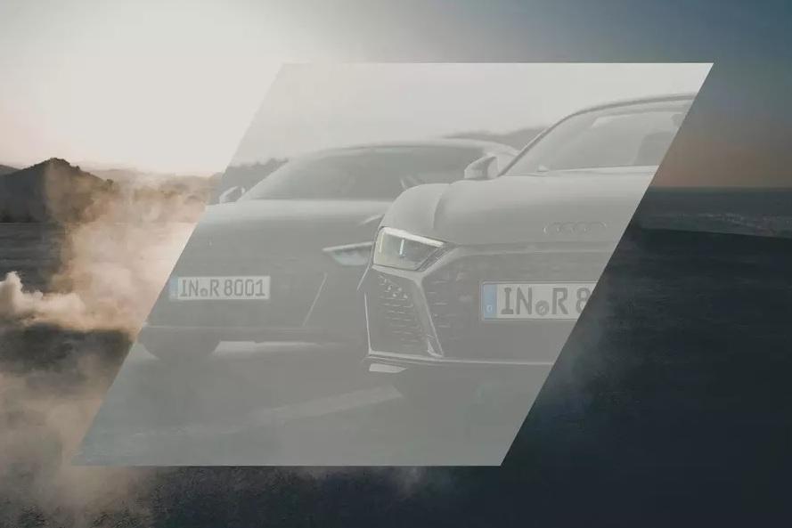 Audi намекнула на рестайлинг R8
