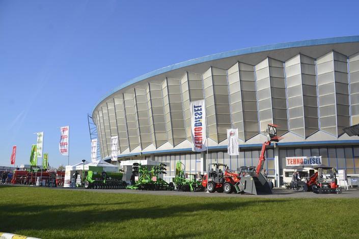 Агрошины Belshina покажут на главной сельскохозяйственной выставке Румынии