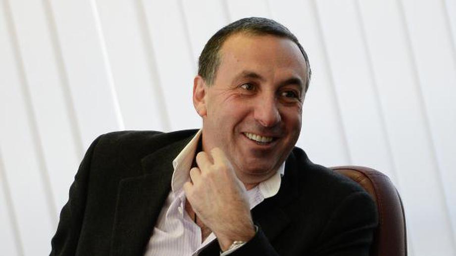 Евгений Гинер стал совладельцем завода по переработке шин